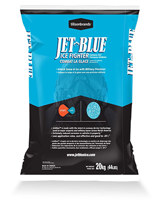 Bag of Jet Blue Ice Fighter with SmartMelt Technology
