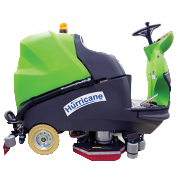 Dustbane Hurricane 900 XTT Industrial Floor Scrubber