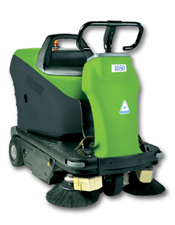 Gladiator 1050 Industrial Floor Sweeper