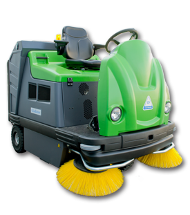 Gladiator 1404 Industrial Floor Sweeper