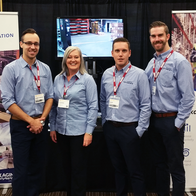 Crawford Packaging Beer Team Exhibiting at OCBC 2017 Trade Show