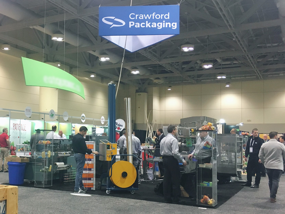Crawford Packaging Exhibiting at CPMA 2017 in Toronto Ontario