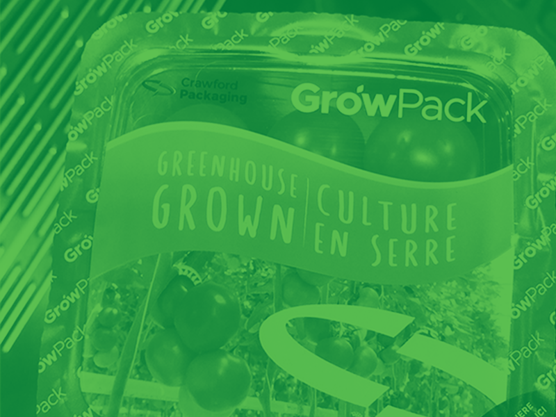 GrowPack Produce Packaging -