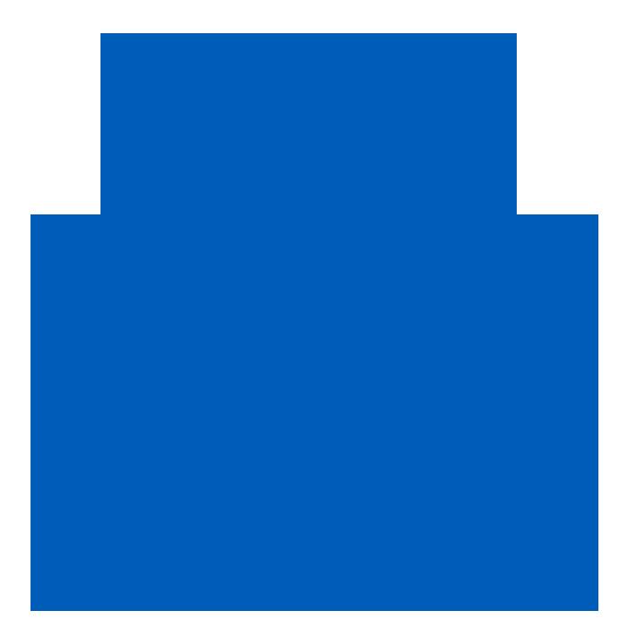 icon of open cardboar box with confetti