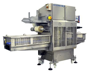 Eclipse SL3 Packaging Automation Top Seal Machine on a white background