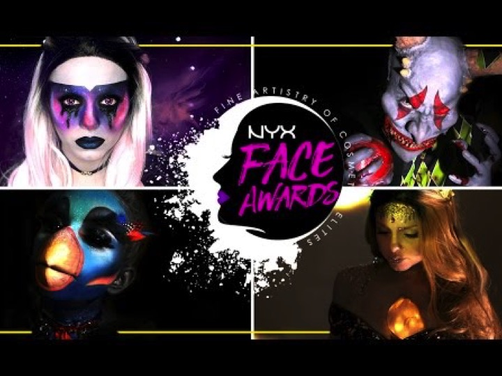 NYX Face Awards 3
