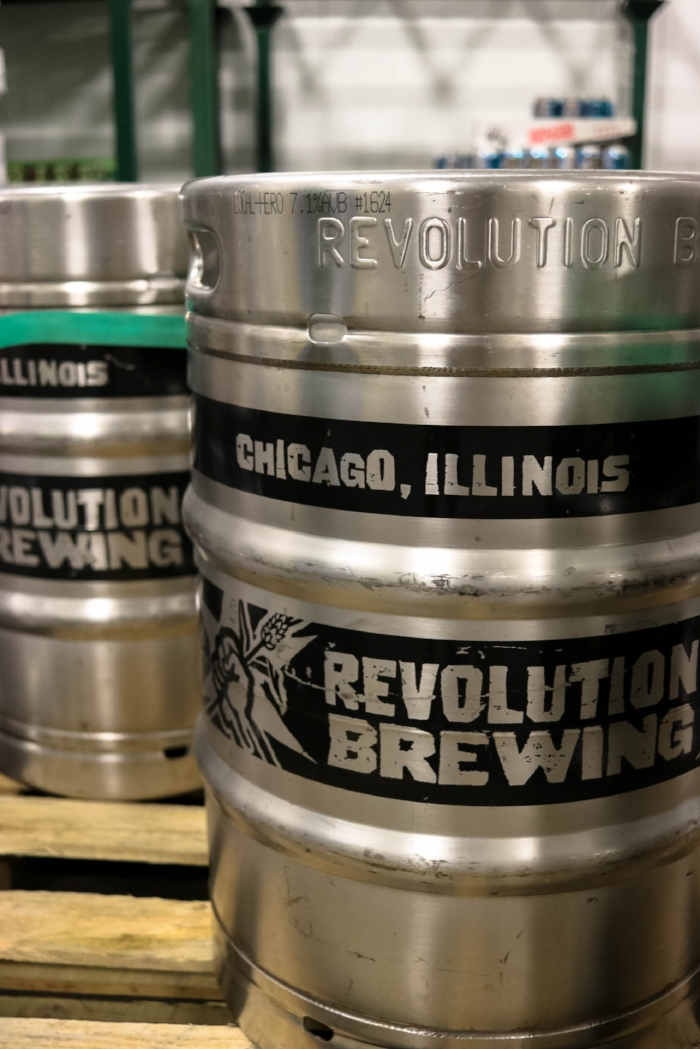 Kegs are available for purchase
