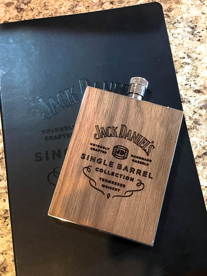 Jack Daniel's Swag from our gift bags