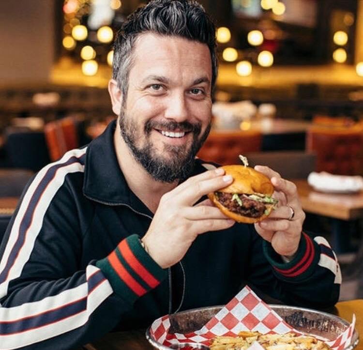 Chef Fabio Viviani, Photo Courtesy Bar Siena