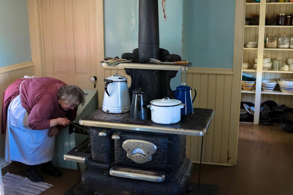 Chellberg Farmhouse Kitchen