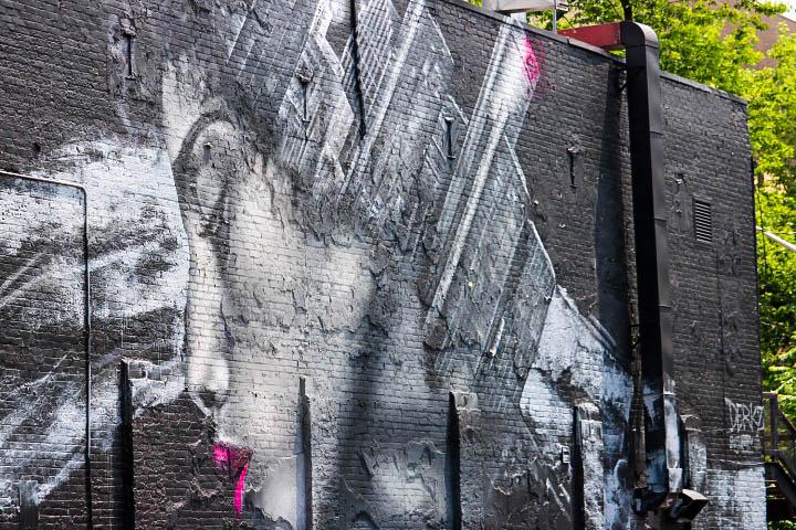 Downtown Windsor Mural