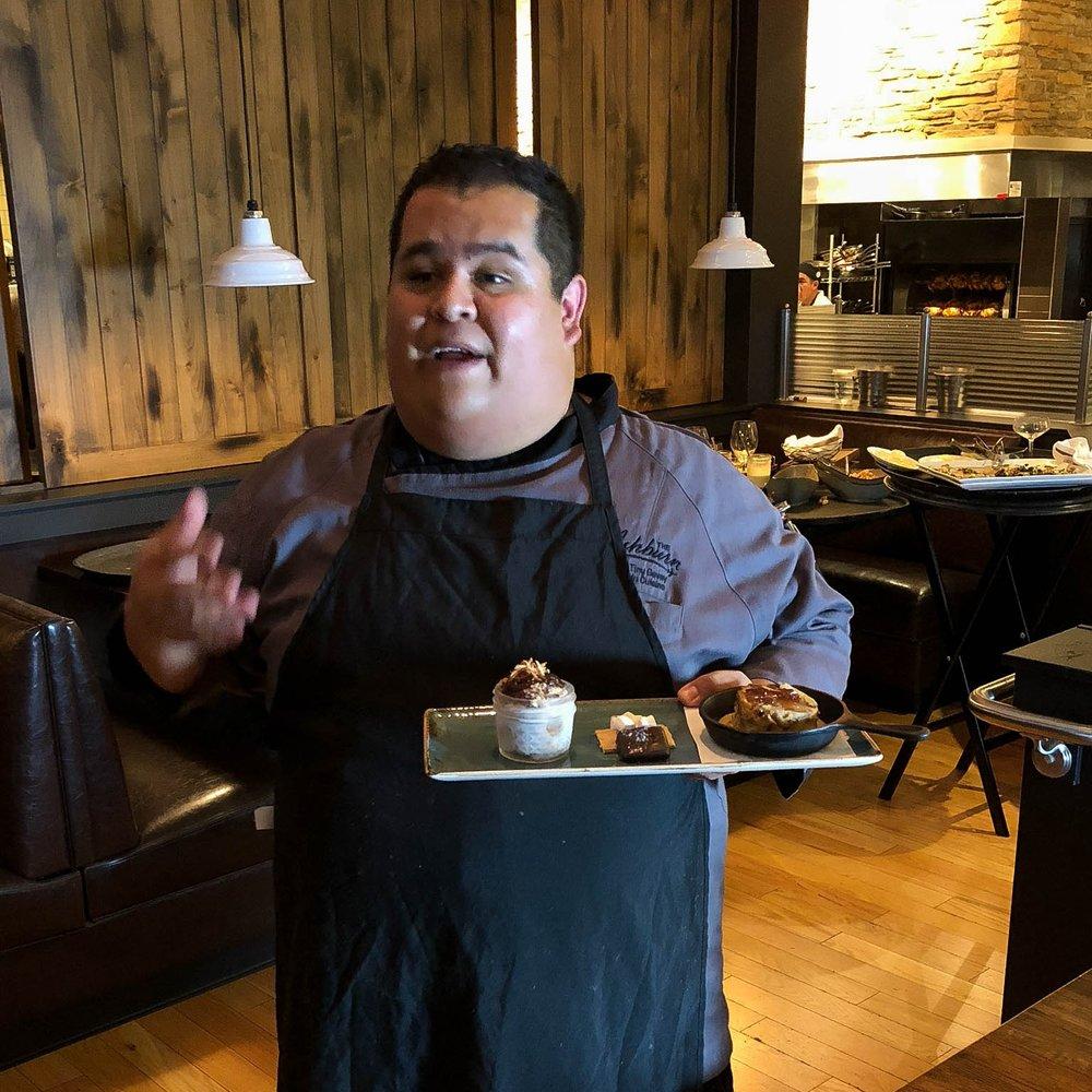 Executive Chef of The Ashburn Jose Garay