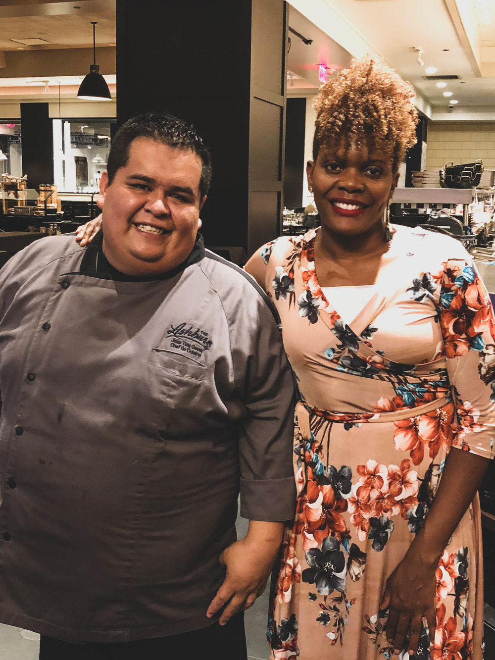 Chef Jose Garay says being a chef is in his blood