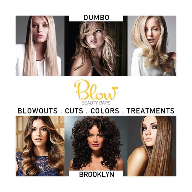 Blowouts, Cuts, Colors and More at Incredible Prices Right Here In DUMBO BROOKLYN. Check us out at 104 Jay Street!