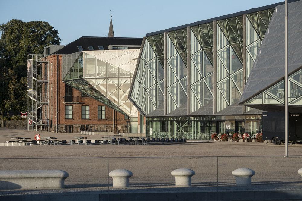 Kulturcenter, Helsingør DK