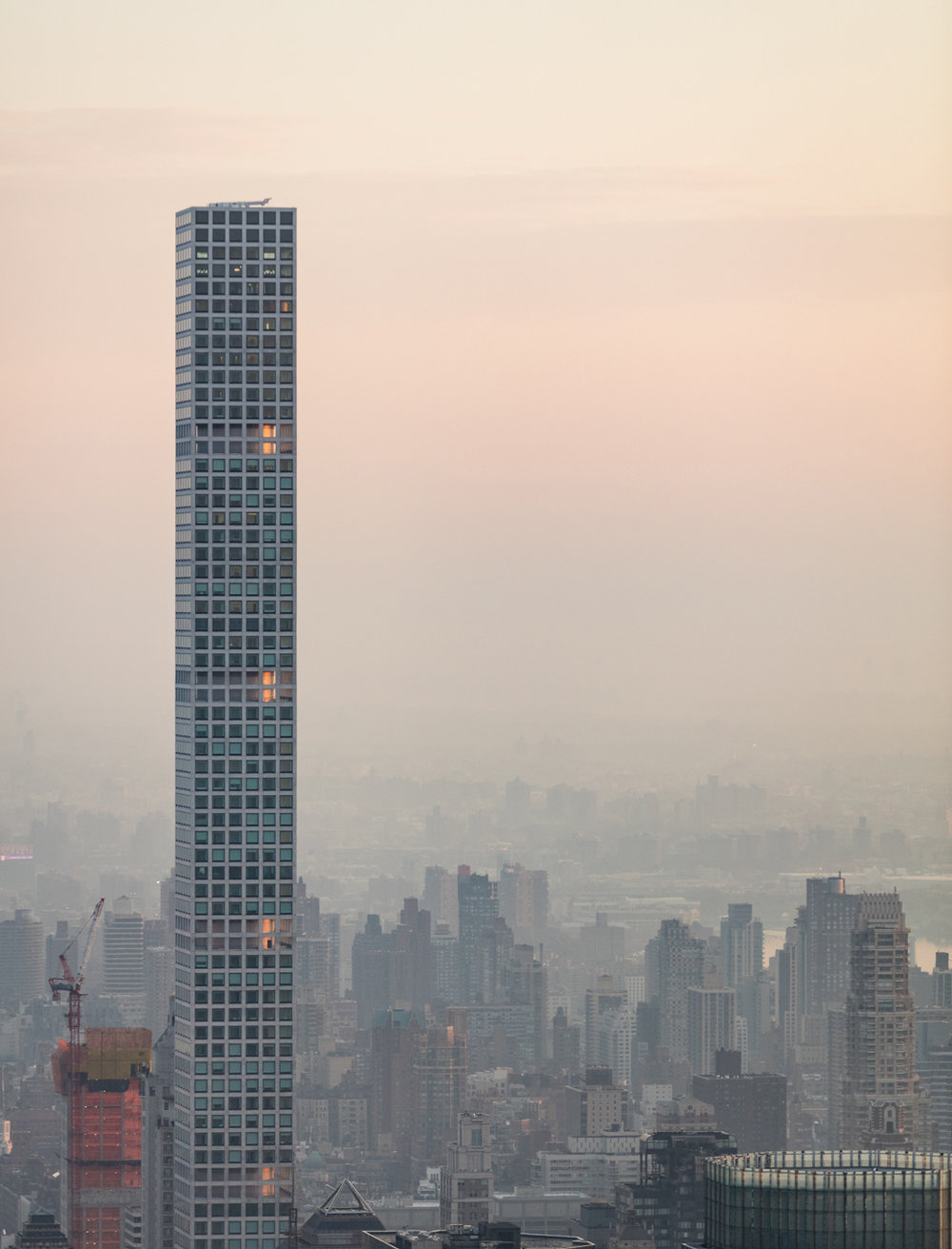 432 Park Ave, NYC