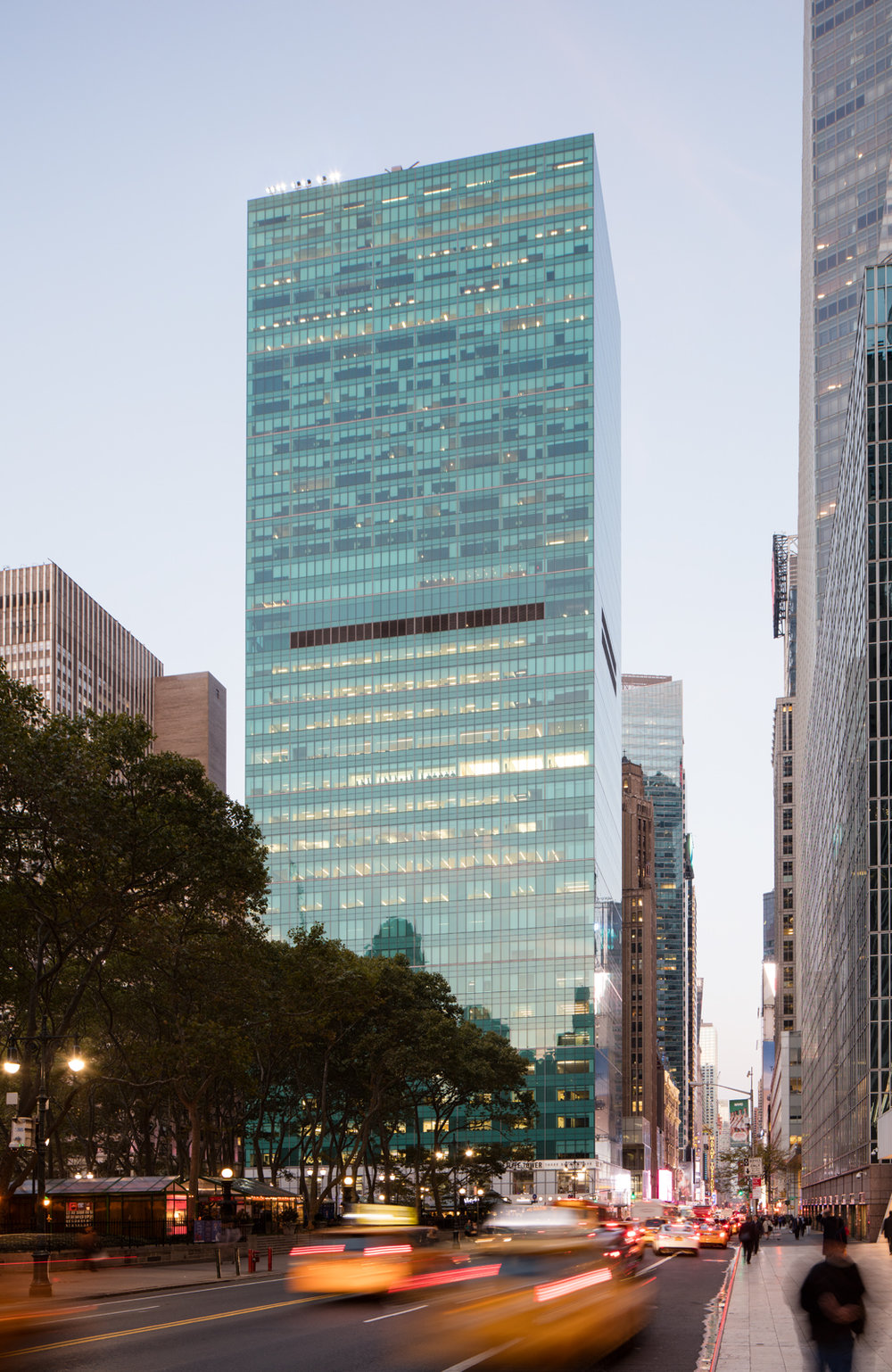 Met Life now Saleforce Tower NY
