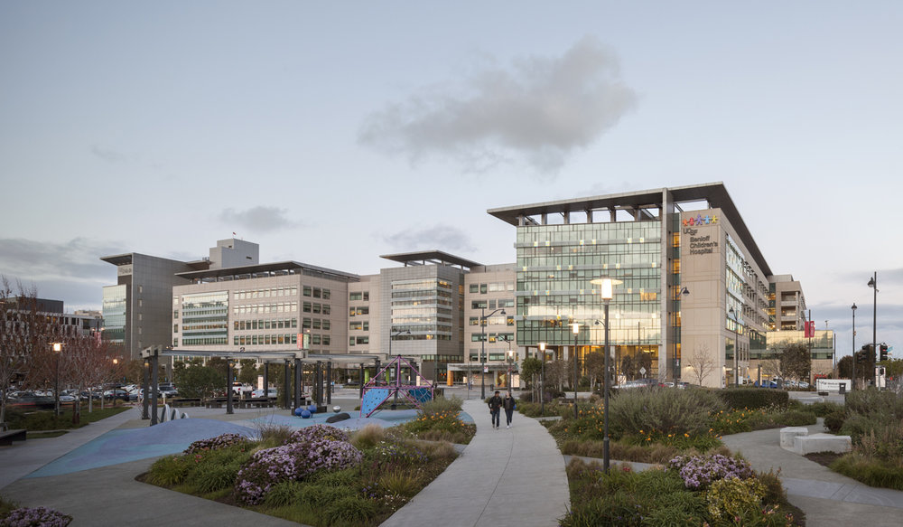 UCSF Benioff Children's Hospital, SF