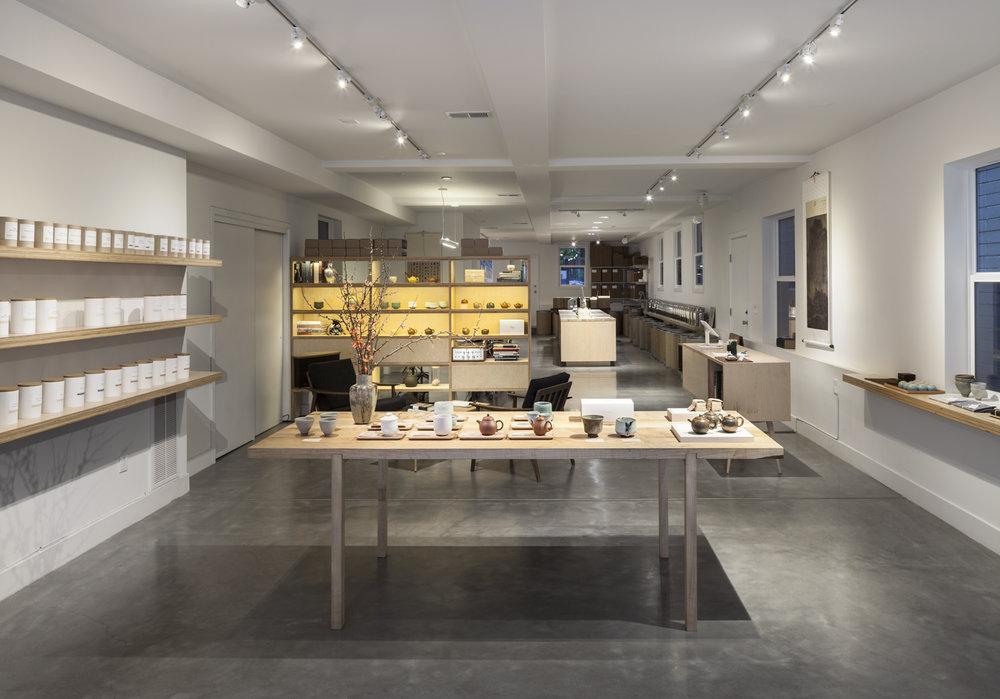 Song Tea & Ceramics, SF