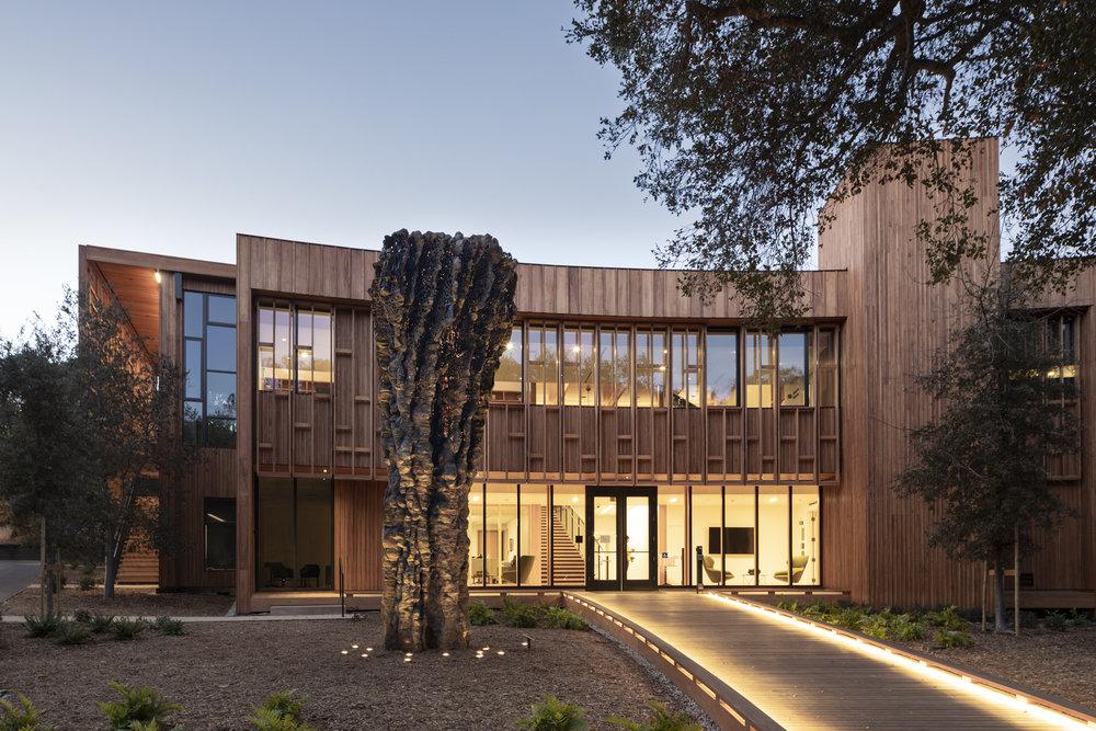 MOCNA & Denning House, Stanford U