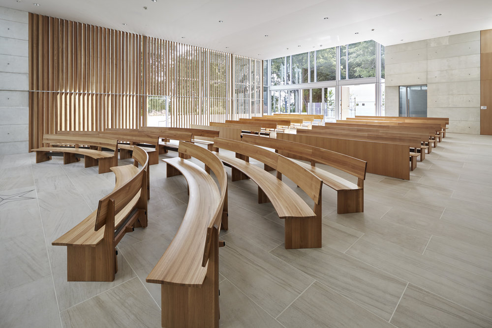 St Mary's College HS Chapel