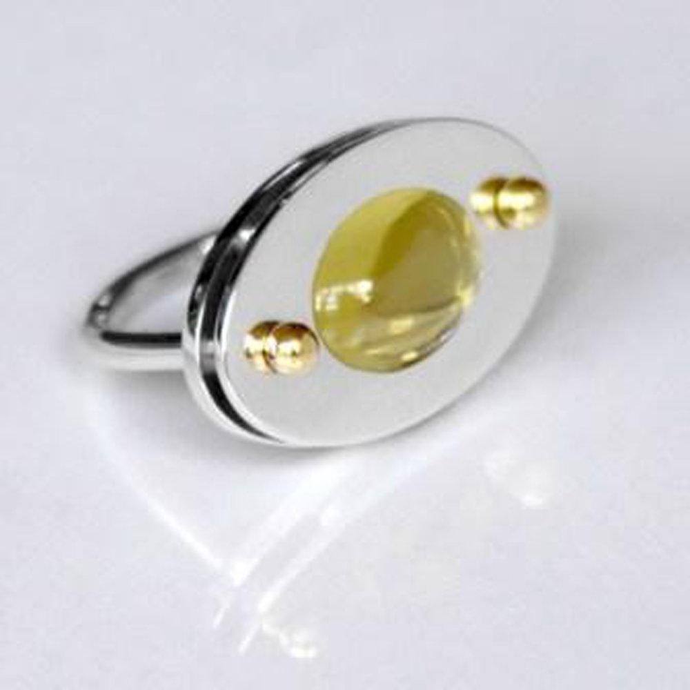 13 ring silver 18ct details lemon quartz.jpg