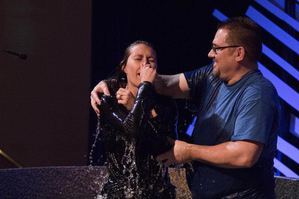 Baptism: April 2017 -