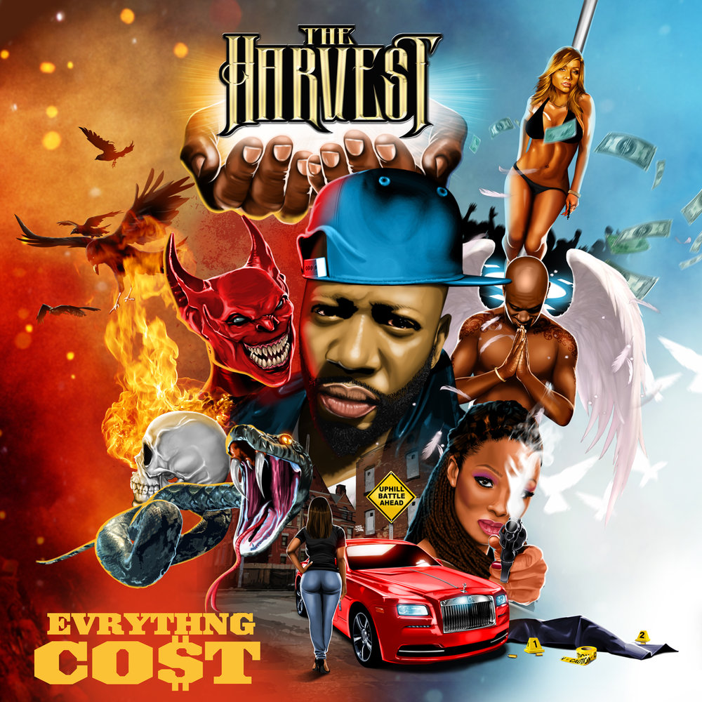 THE HARVEST ON ITUNES