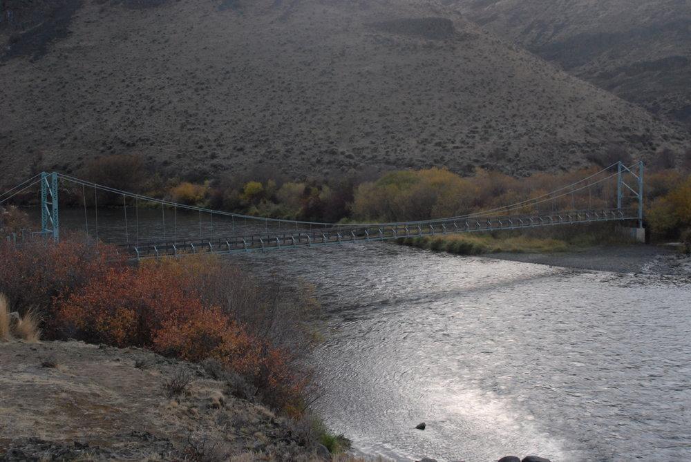 Yakima River Bridge