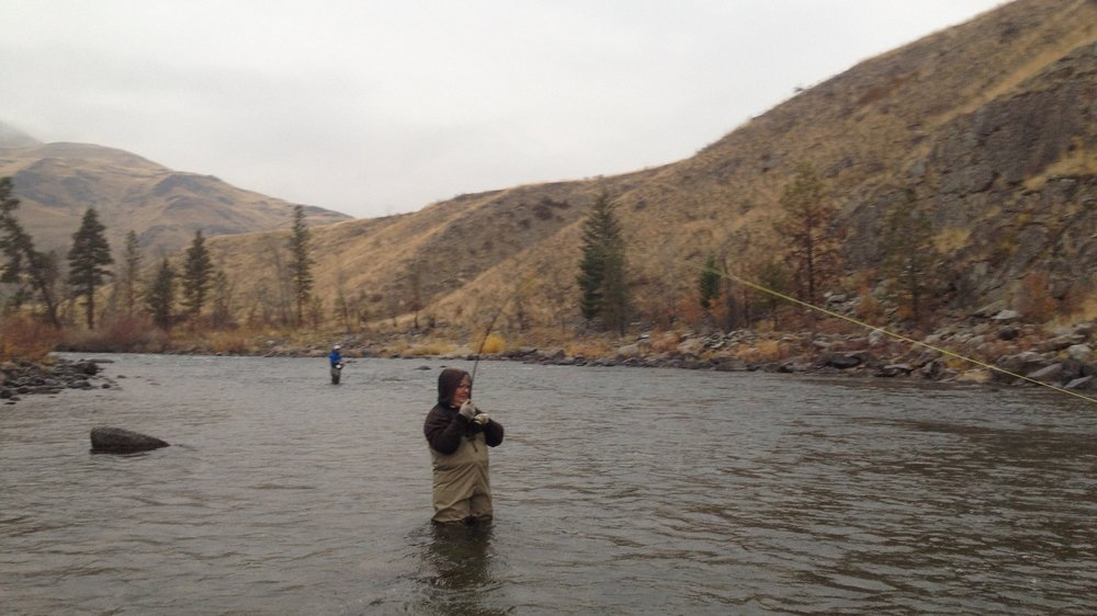 Methow River Fly Fishing
