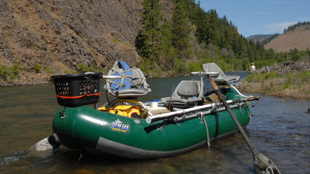 Naches River Fly Fishing