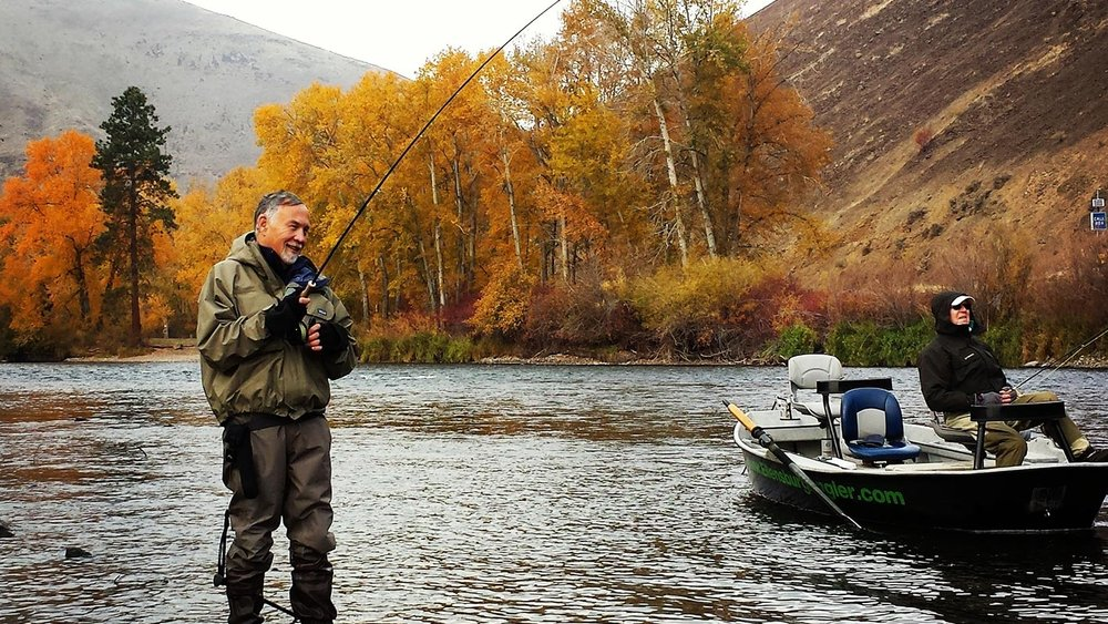Copy of Yakima River Fly Fishing