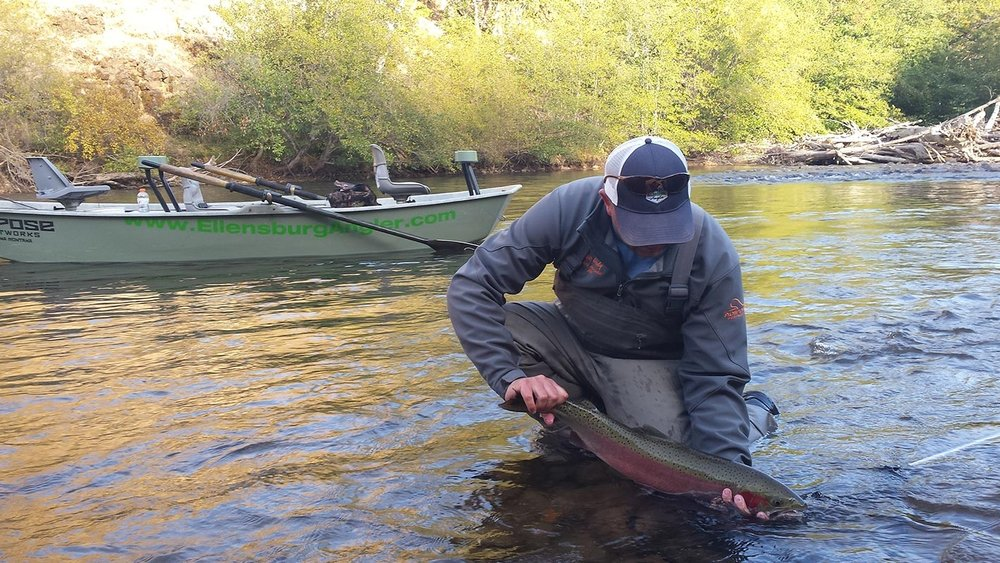 Copy of Klickitat River Fly Fishing