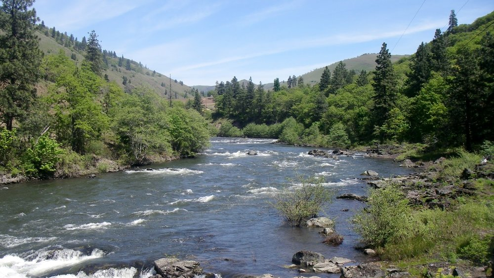 Klickitat River Fly Fishing