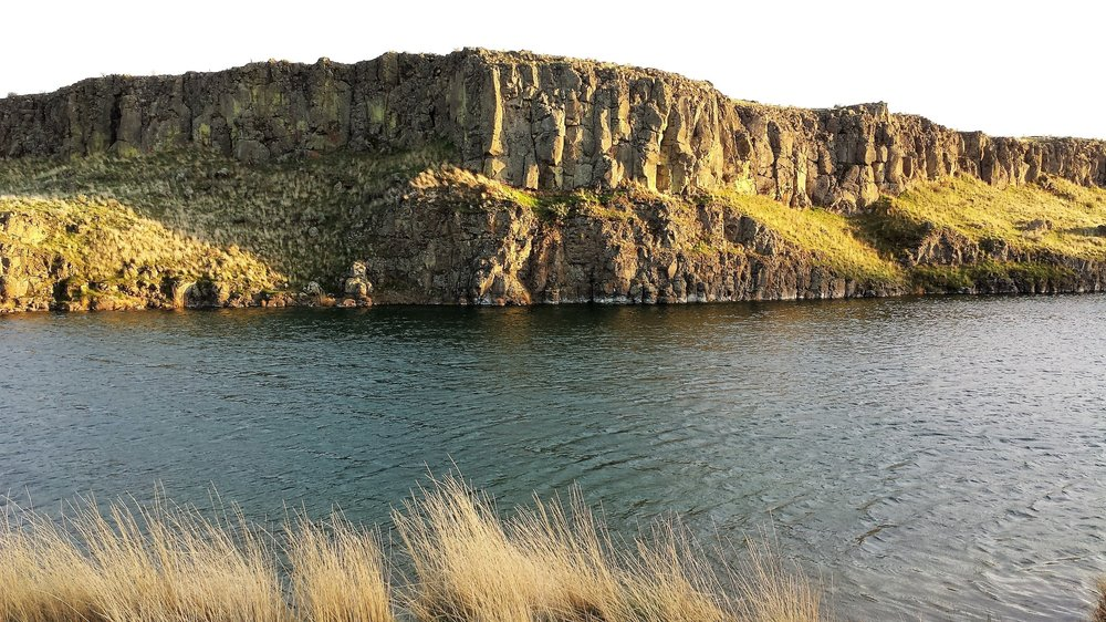 Eastern Washington Lake Fishing