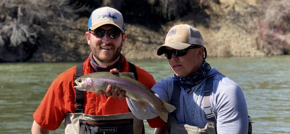 Yakima River Rainbow Trout