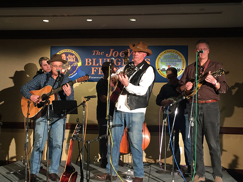 Joe Val Bluegrass Festival 2017 #1