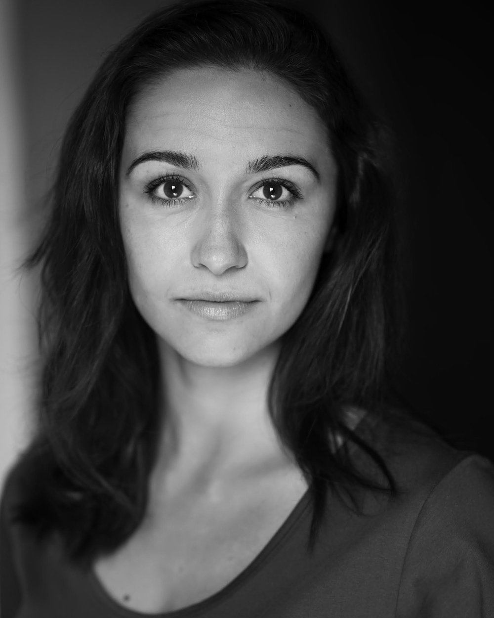 Radina Dradnova Born in Bulgaria, graduated from the National Academy for Theatre and film Arts (NATFA) in Sofia (2009 - 2014). BA degree in Physical Theatre. Graduated from the Royal Central School of Speech and Drama (MA Acting for Screen) in 2015. Radina recently finished filming the World War 2 short film 'Pitfall' which won the 'Best of Fest' award at the Isle of Man Film Festival. You can also see Radina in the short film 'Dawn of the Deaf' which was in over 100 Film Festivals worldwide, including Sundance Film Festival.  Speaks Bulgarian, English and French and is also a professional singer (trained in Pop and Jazz singing in Bulgaria).