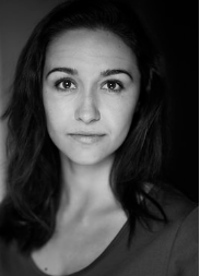 Radina Drandova - Ada  Born in Bulgaria,graduated from the National Academy for Theatre and film Arts (NATFA) in Sofia (2009 - 2014).BA degree in Physical Theatre. Graduated from the Royal Central School of Speech and Drama (MA Acting for Screen) in 2015. Radina recently finished filming the World War 2 short film 'Pitfall' which won the 'Best of Fest' award at the Isle of Man Film Festival. You can also see Radina in the short film 'Dawn of the Deaf' which was in over 100 Film Festivals worldwide, including Sundance Film Festival. Speaks Bulgarian, English and French and is also a professional singer (trained in Pop and Jazz singing in Bulgaria).