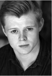 julian Bailey - Jones -Joseph    Julian trained at LAMDA, and since graduating was one of the original members of Dalmatian Theatre Company, who have been performing critically acclaimed modern adaptations of Shakespeare for two years. Other credits include pilot series,  Davros - The Teenage Years , and short film  Outlaws to In-Laws .Julian is delighted to be joining Lidless Theatre for its first show.