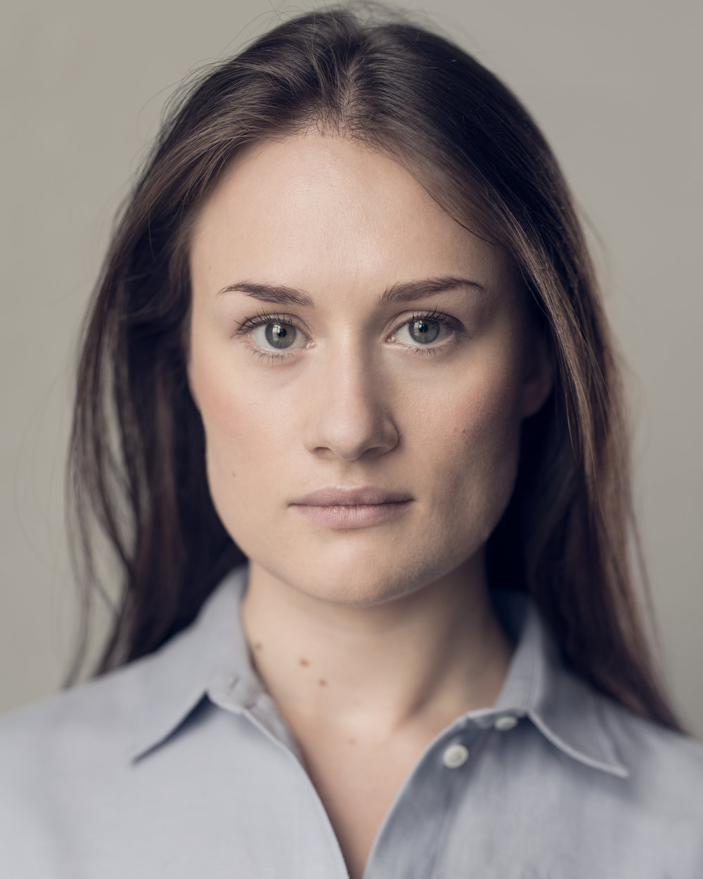 Adaline Waby - Nina  Adeline trained at LAMDA on the BA course. Her recent credits include playing Annie in Mischief Theatre Company's Peter Pan Goes Wrong in the West End, short film The Wake, Maureen in Rent at the Bridewell Theatre, Cath in Mortal Ash, Read Not Dead at The Sam Wanamaker Playhouse, 'PLAY' at the Vaults festival, The Sam Wanamaker festival at the Globe.