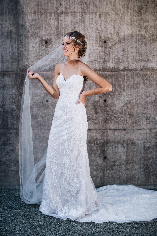 Elizabeth Lee 2018 wedding dress