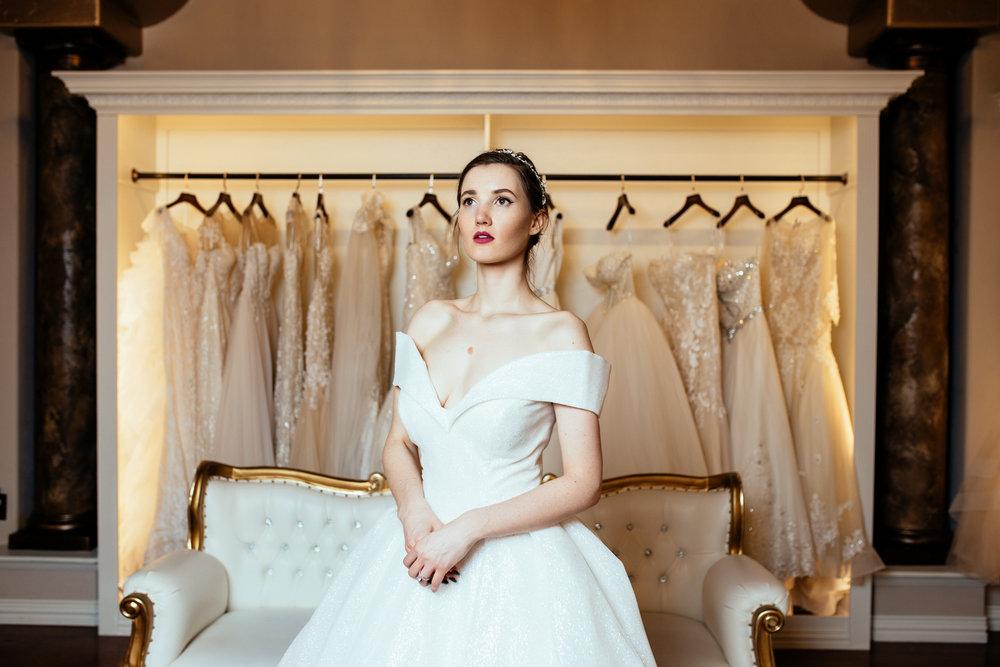Maria 2018 ballgown