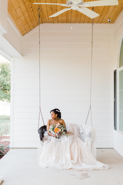 lace a-line wedding dress wedding photography