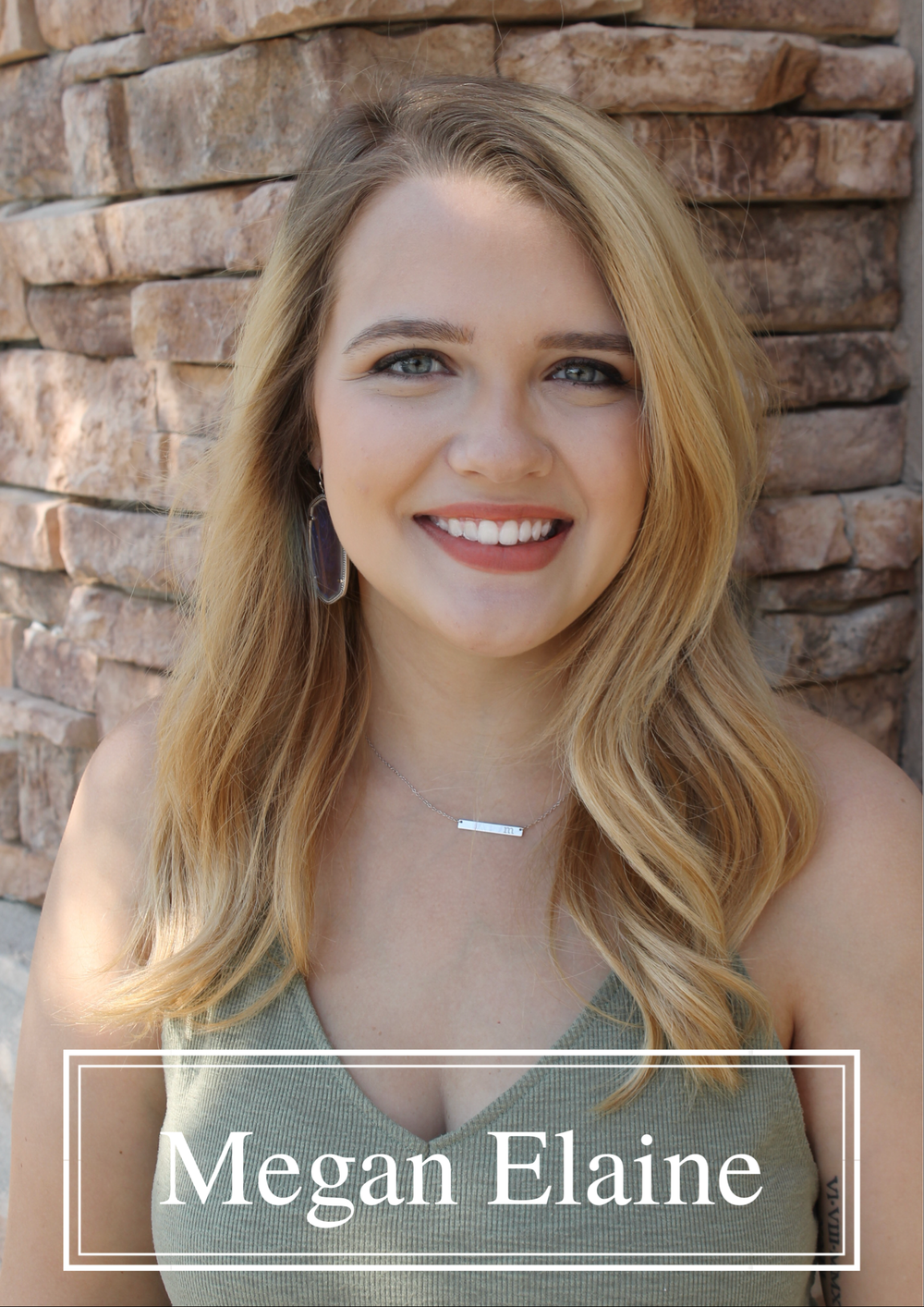 Megan Elaine Erwin -- Senior Stylist