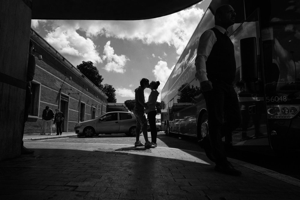 21mm Street Photography