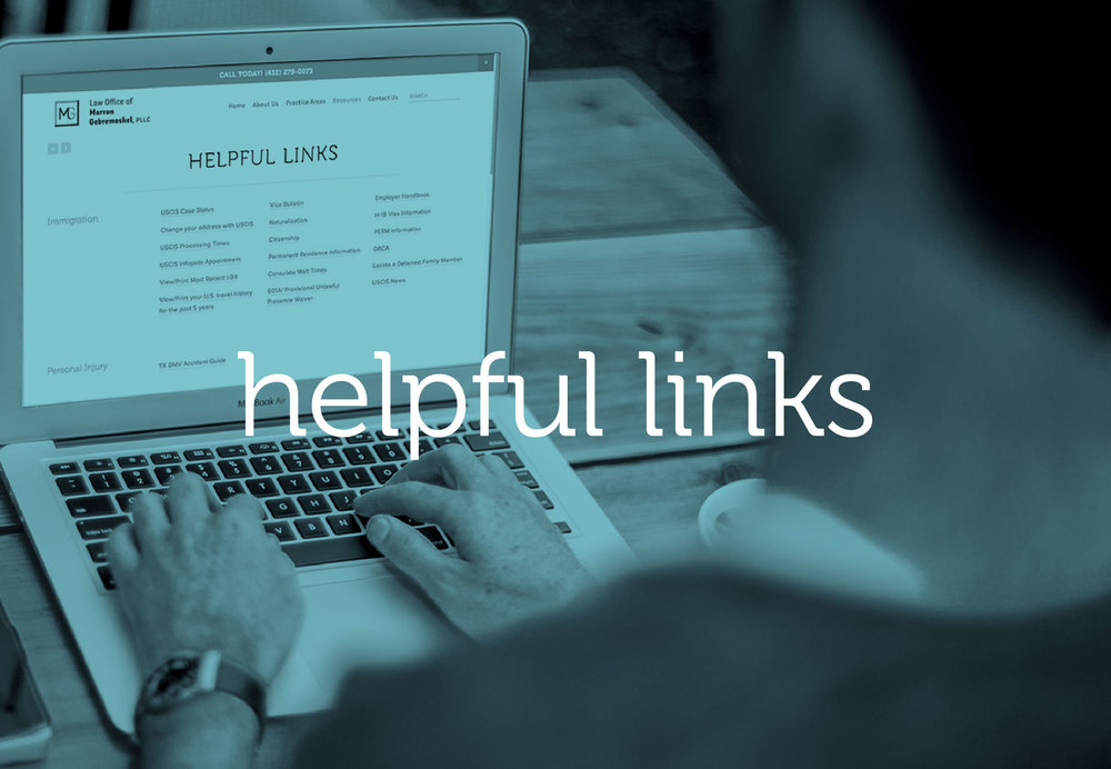 Click the image to take a look at our curated list of helpful links.