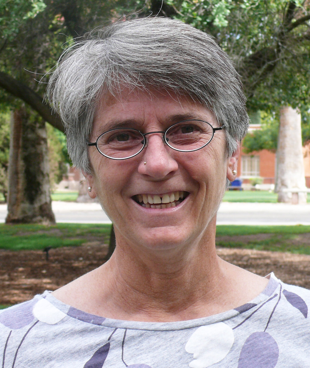 Linguist Cecile McKee specializes in children's linguistic and syntactic development.