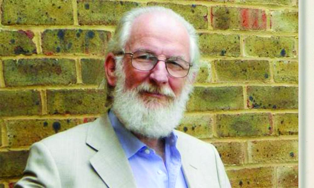 Pronunciation, Prestige, and Punchlines: Q & A with David Crystal -