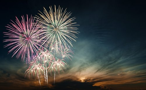 Five Firework Words to Light Up Your Celebrations — Planet Word